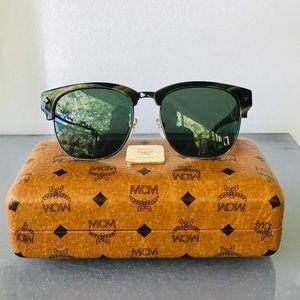 Unisex MCM Square Sunglasses